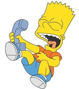 Trote telefone