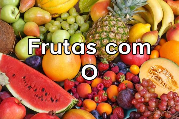 Frutas com O