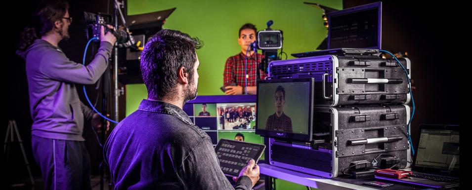 Operador Audiovisual
