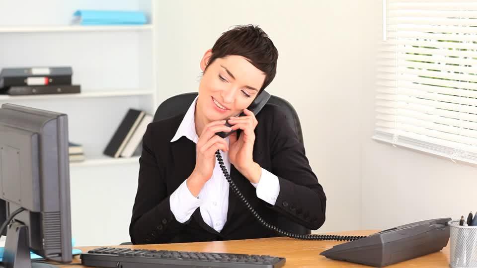 Telefonista Recepcionista