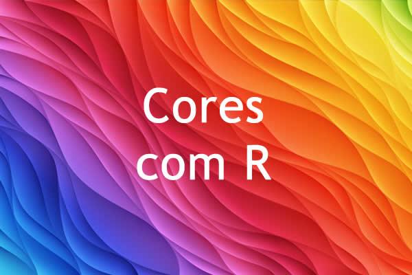 Cores com R