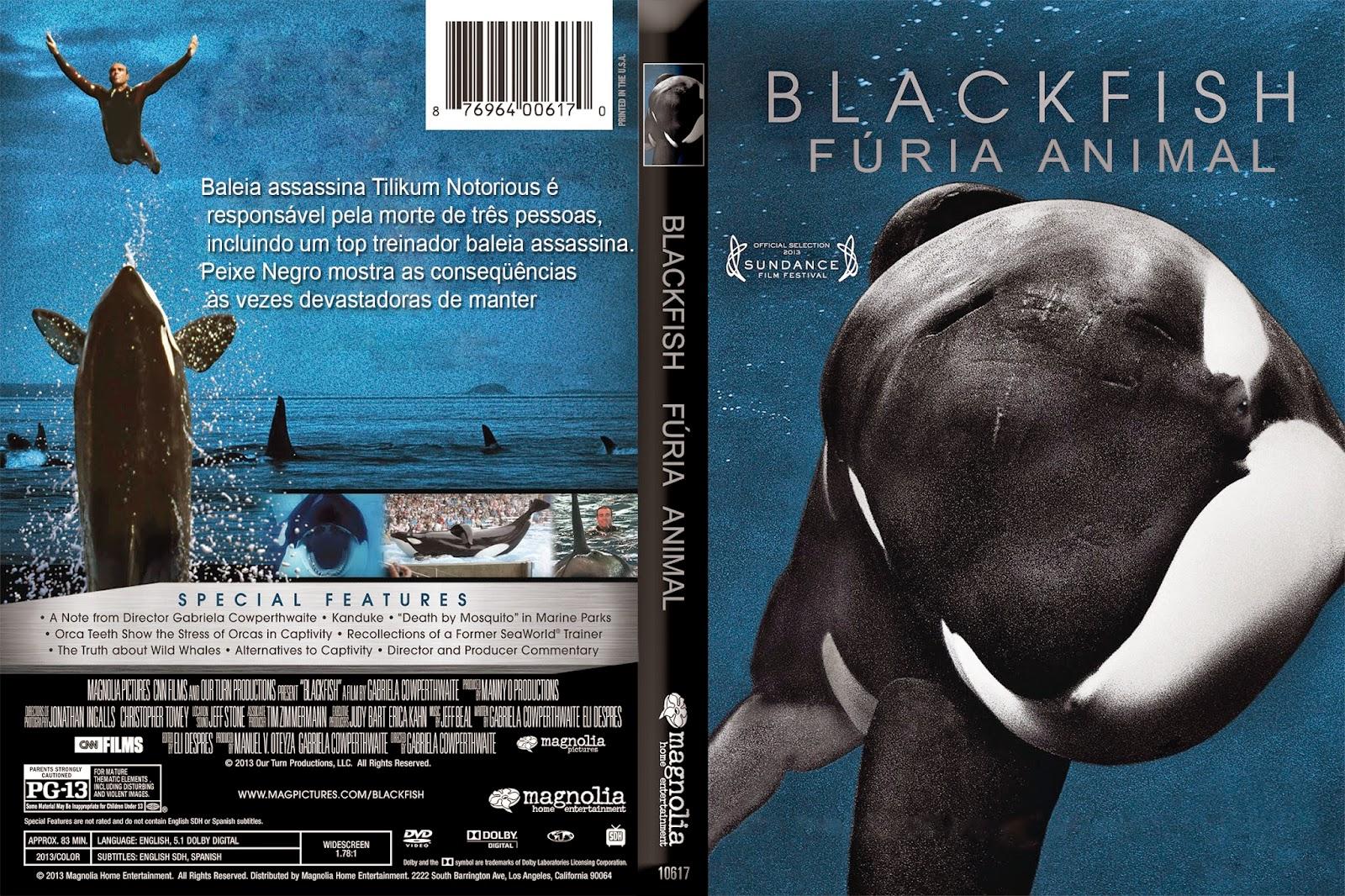 Blackfish - Fúria Animal