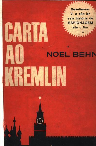 Carta ao Kremlin