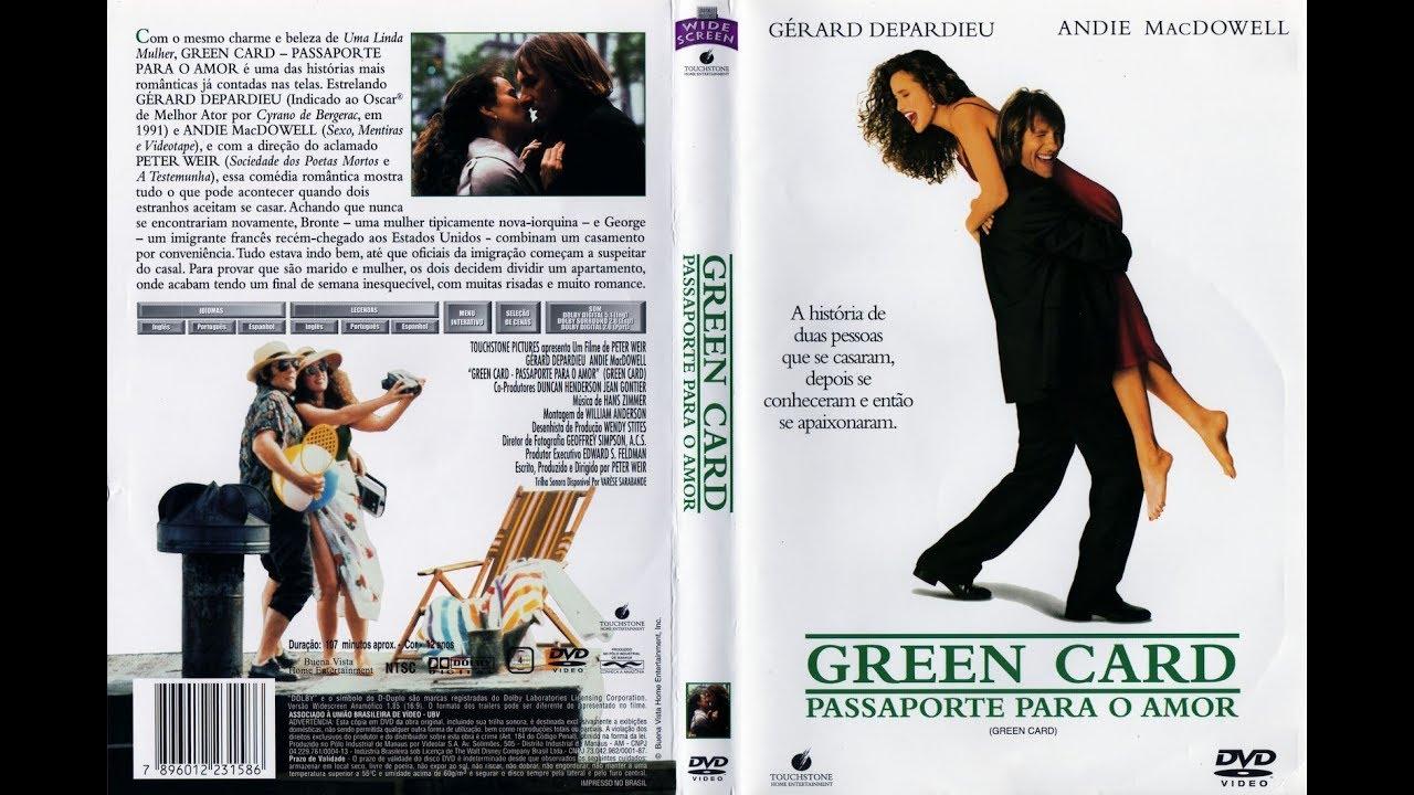 Green Card - Passaporte para o Amor