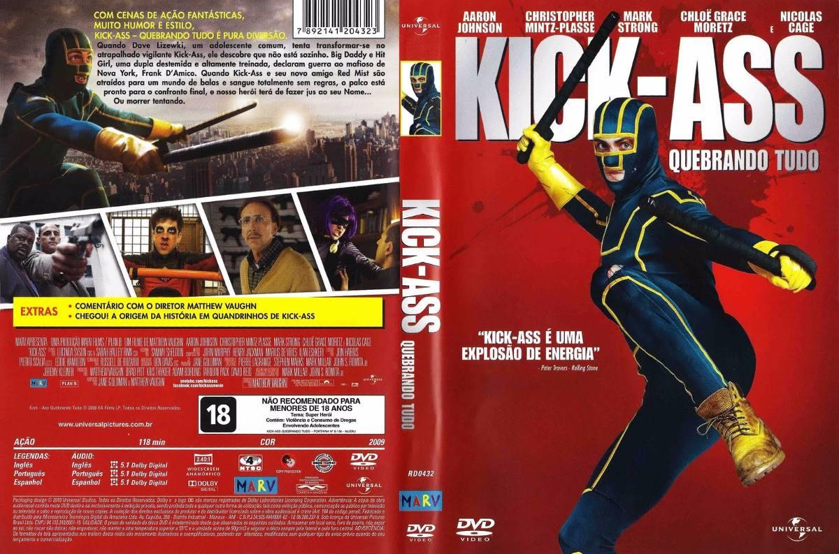 Kick-Ass - Quebrando Tudo