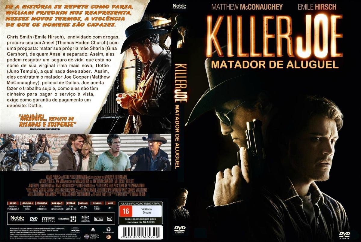 Killer Joe - Matador de Aluguel