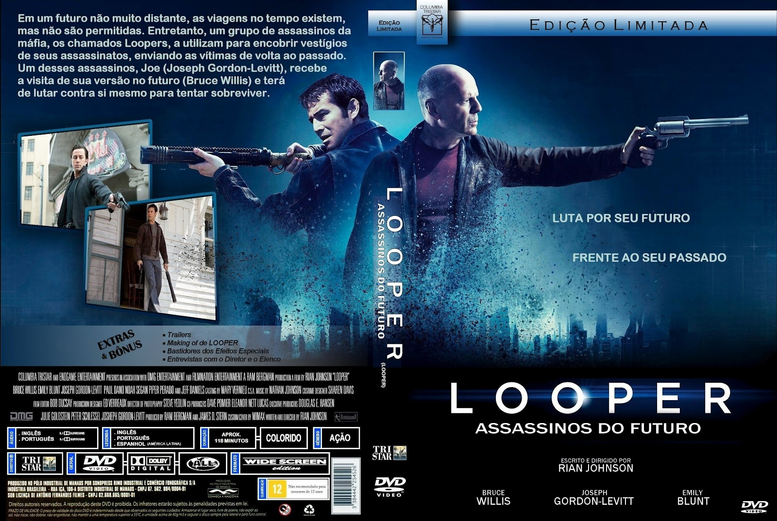Looper - Assassinos do Futuro