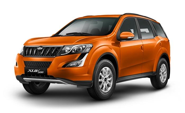 Mahindra SUV