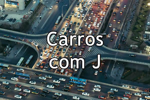 Carros com J