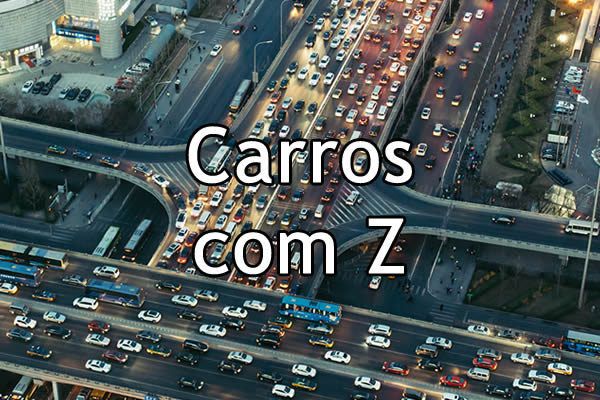 Carros com Z
