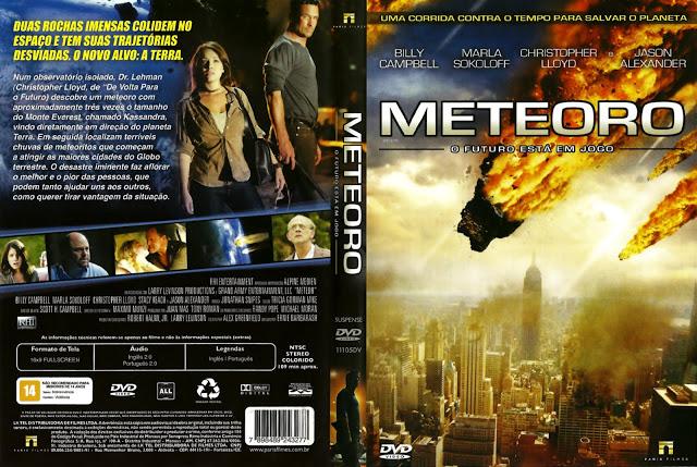 Meteoro - O Futuro Está em Jogo