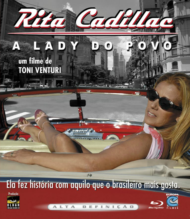Rita Cadillac - A Lady do Povo