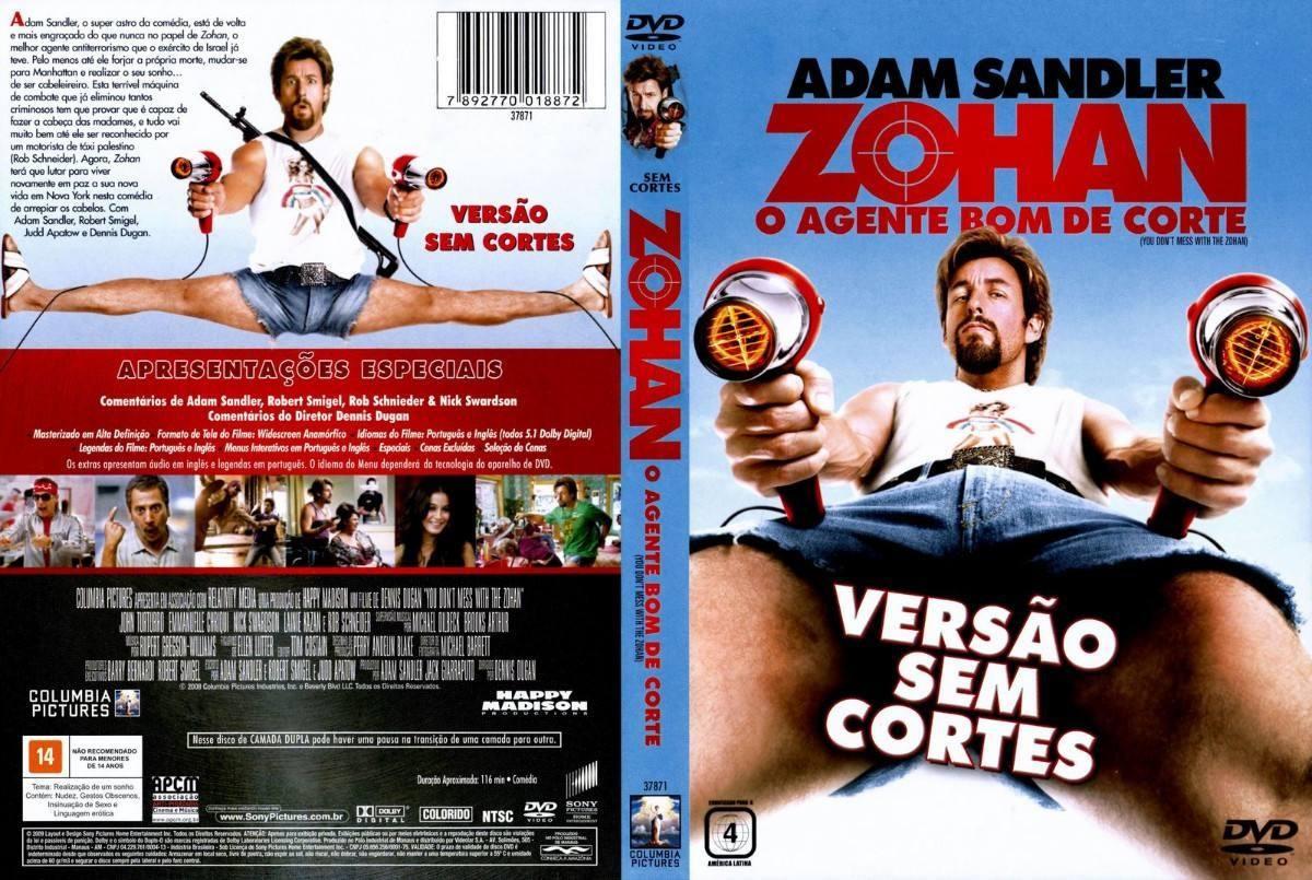 Zohan - O Agente Bom de Corte