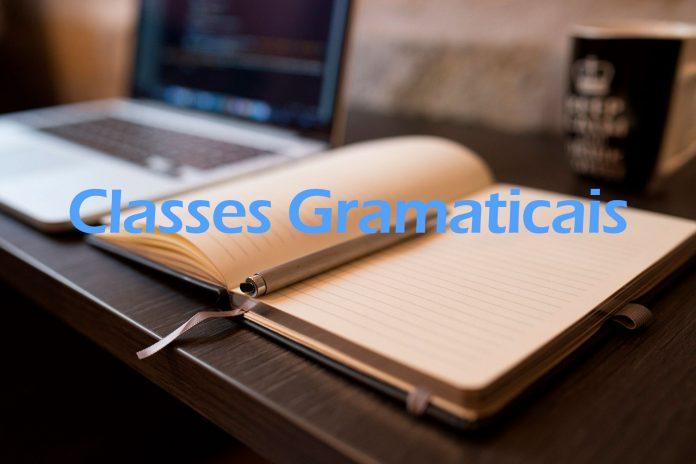Classes gramaticais