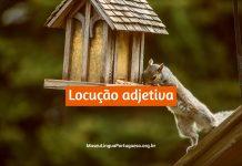 Locução adjetiva