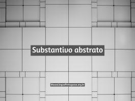 Substantivo abstrato